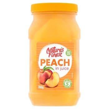 Spc Natures Peach Slices 20%Ef 1Kg