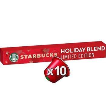 Starbucks Medium Roast 10 Coffee Capsule 57G