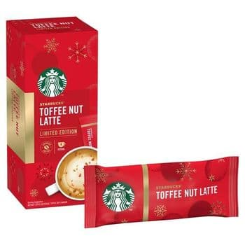 Starbucks Toffee Nut Latte Instant Coffee 86G