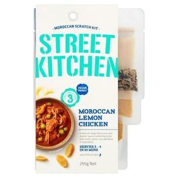 Street Kitchen Moroccan Lemon Chicken Kit 255G