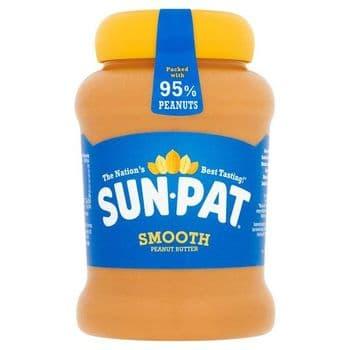Sun-Pat Smooth Peanut Butter 600G