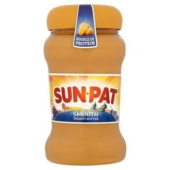 Sunpat Peanut Butter Smooth 400G