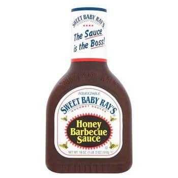 Sweet Baby Rays Bbq Sauce Honey 510G