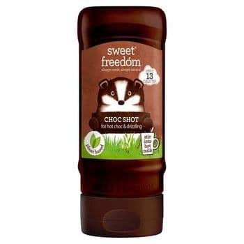 Sweet Freedom Chocolate Shot Liquid Chocolate 320G