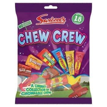 Swizzels Chew Crew 180G