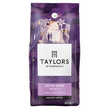 Taylors After Dark Ground Coffee 227G