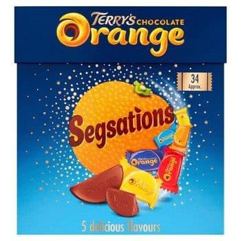 Terrys Chocolate Segsations 240G
