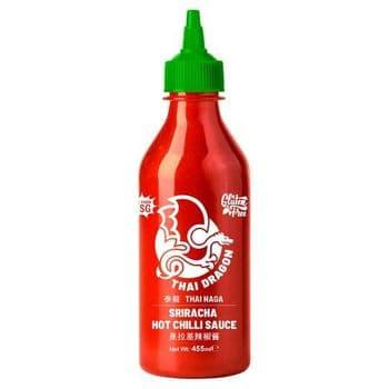 Thai Dragon Sriracha Hot Chilli Sauce 455Ml