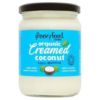 The Groovy Food Organic Creamed Coconut 500G