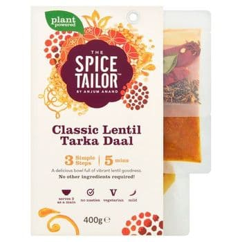 The Spice Tailor Classic Tarka Daal 400G