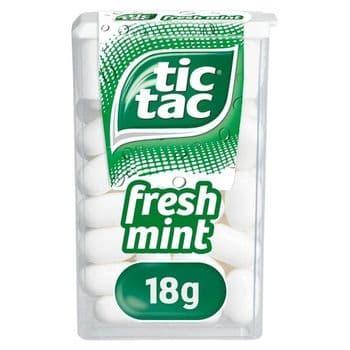 Tic-Tac Refreshing Mint 18G