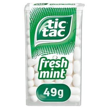 Tic Tac T100 Freshmint 49G