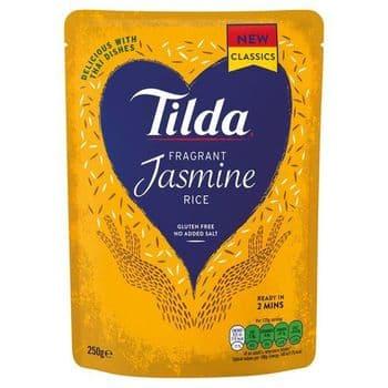 Tilda Jasmine Fragrant Rice 250G