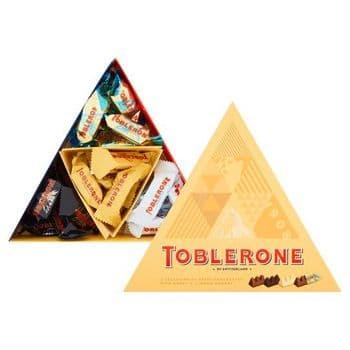 Toblerone Chocolate Assortment 200G Gift Box
