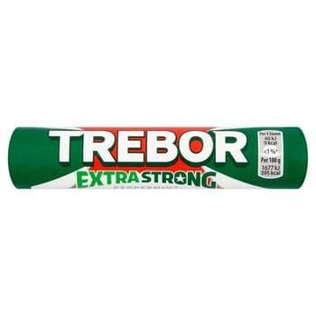 Trebor Extra Strong Mints 41.3G