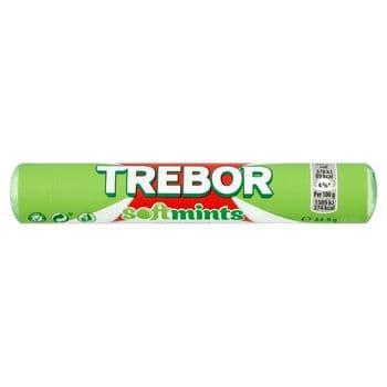 Trebor Softmints Single Tube