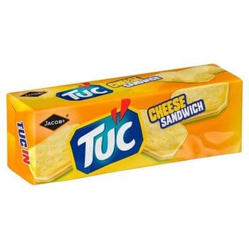 Tuc Cheese Sandwich 150G
