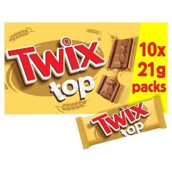Twix Top 10 Pack 210G