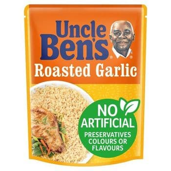 Uncle Ben's Special Roasted Garlic Rice 250G