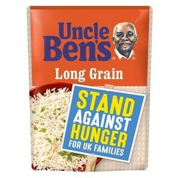 Uncle Bens Classic Long Grain Rice 250G