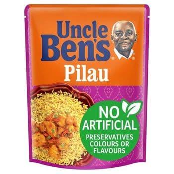 Uncle Bens Classic Pilau Rice 250G