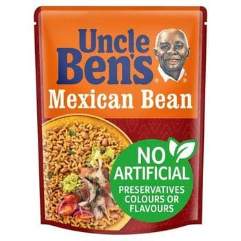 Uncle Bens Special Mexican Bean 250G