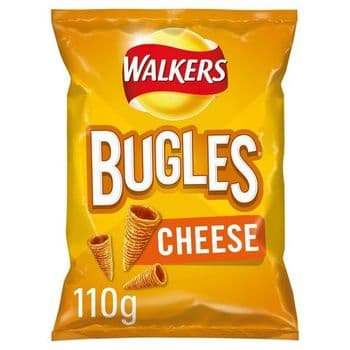 Walkers Bugles Cheese 110G