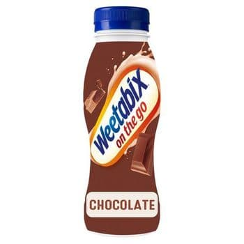 Weetabix On The Go Chocolate Drink 250Ml