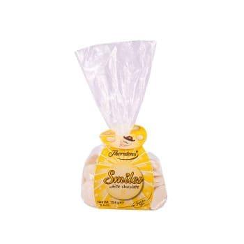 White Chocolate Smiles Bag (154g)