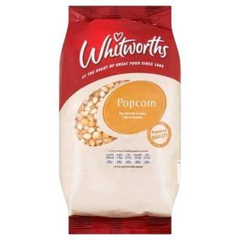 Whitworths Popping Corn 500G