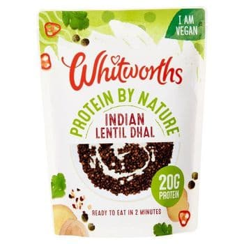 Whitworths Protein By Nature Indian Lentil Dhal 250G