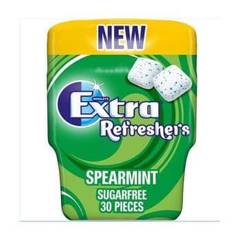 Wrigleys Extra Spearmint Sugar Free Gum 30Pces 67G
