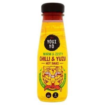 Yogiyo Chilli & Yuzu Korean Hot Sauce 110G