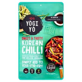 Yogiyo Korean Chilli Stir-Fry Sauce 100G