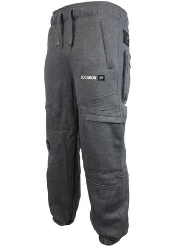 Evasive 3 Heather Grey Joggers