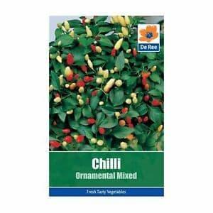 Chilli Ornamental Mixed