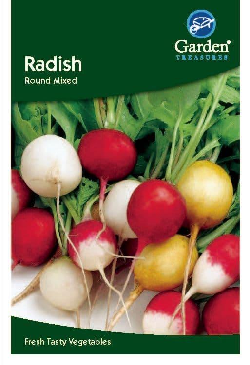 Radish Mixed