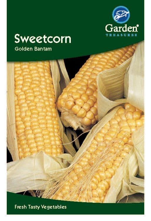 Sweetcorn Golden Bantam