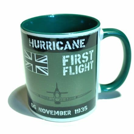 """First Flight"" Hurricane Ceramic Mug"