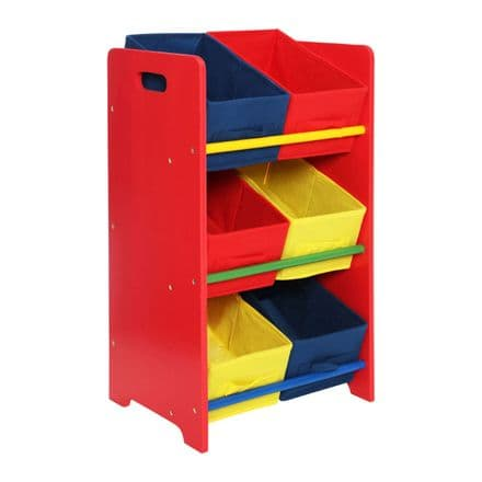 3 Tier MDF Kids Storage Unit