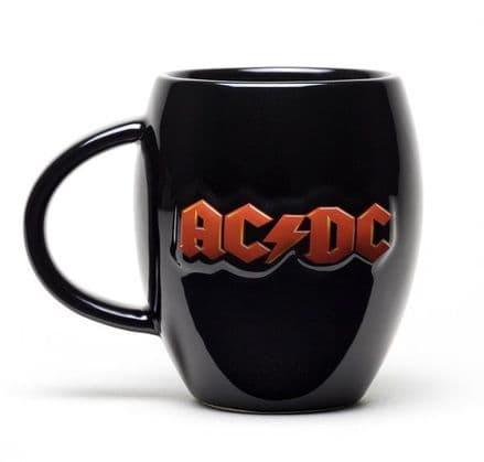 AC/DC Logo Oval Mug