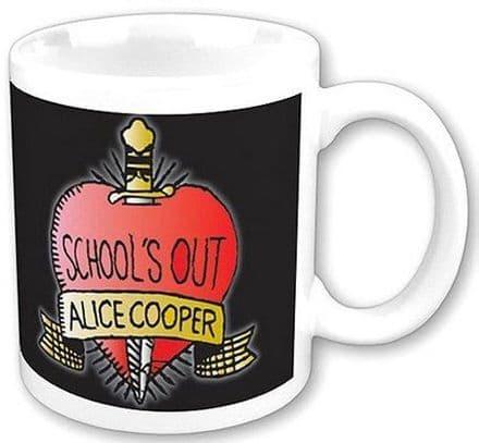 Alice Cooper Schools Out Mug