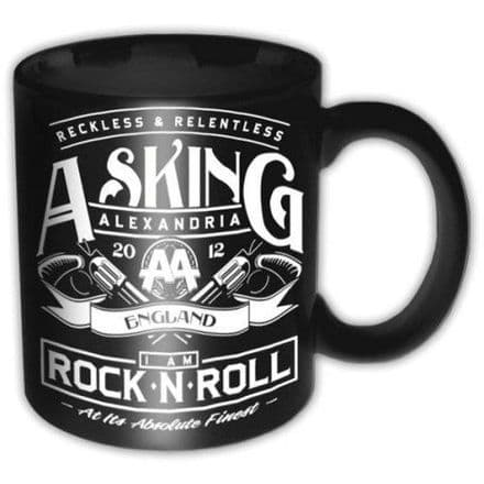 Asking Alexandria Mug Rock n' Roll