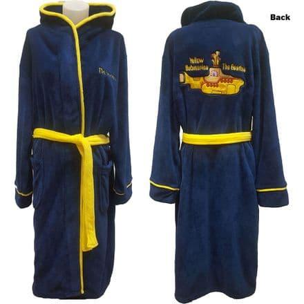 Beatles Unisex Bathrobe: Yellow Submarine