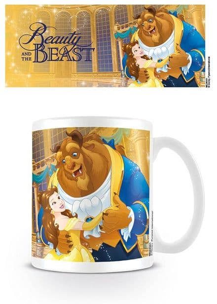 Beauty and the Beast Official Disney Ceramic Mug