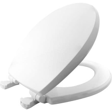 Bemis White Quick Release Soft Close Toilet Seat 5000EL000