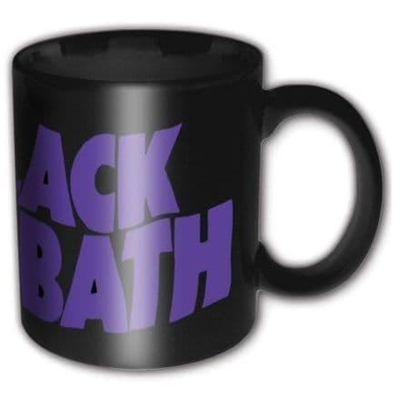 Black Sabbath Boxed Standard Mug: Wavy Logo