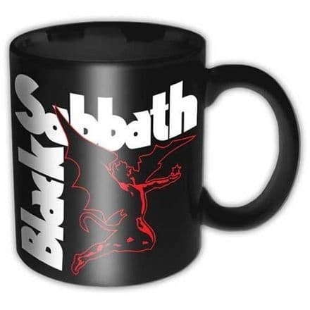 Black Sabbath Daemon Ceramic Mug