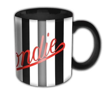Blondie Parallel Lines Mug