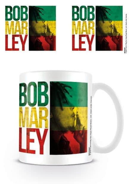 Bob Marley Mug   Smoke
